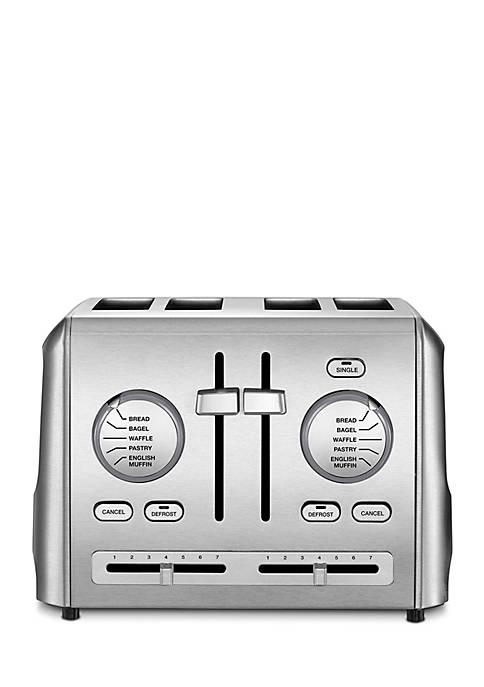 Cuisinart Four-slice Custom Select Toaster