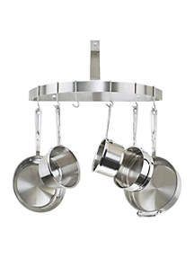 Half Circle Wall Cookware Rack - Online Only