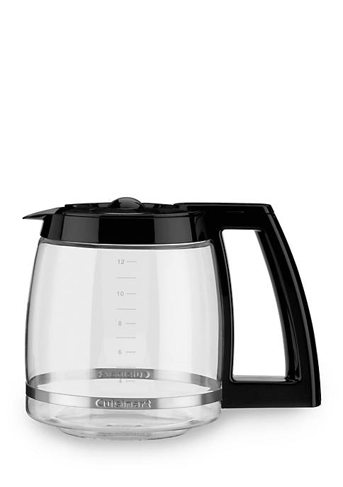 12-Cup Replacement Carafe- Black
