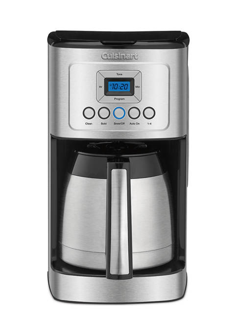 Cuisinart 12 Cup Programmable Thermal Coffee Maker DCC3400
