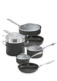 Nonstick Dishwasher Safe 11-Piece Cookware Set
