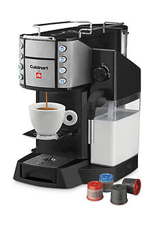 Cuisinart Superautomatic Single Serve Espresso, Caff Latte, Cappuccino, and Coffee Machine