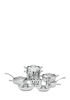 Cuisinart 13-Piece Stainless French Classic Set