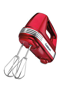 Cuisinart 7-Speed Hand Mixer Metallic Red Series