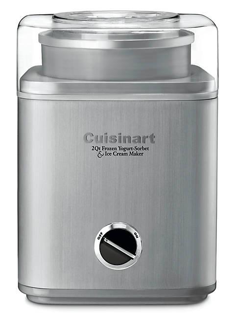 Pure Indulgence 2-qt. Automatic Frozen Yogurt, Sorbet, and Ice Cream Maker - ICE30BC