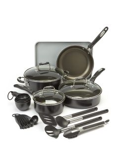 22-Piece Cuisinart Aluminum Kitchen Set