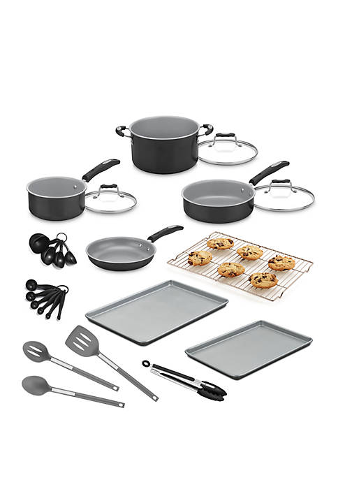 Cuisinart Complete Chef NonStick Cookware 24 Piece Set
