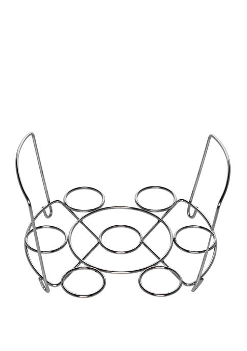 Set of 2 Official Wire Egg Racks