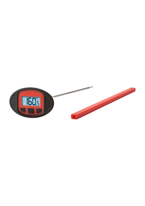 Taylor 10 Inch Long Stem Digital Grill Thermometer