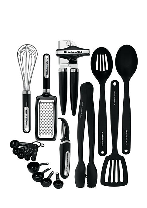 KitchenAid® 17-Piece Tool and Gadget Set