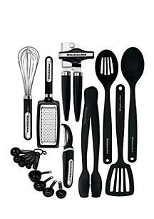KitchenAid® 17-Piece Tool and Gadget Set - KC448BXOBA
