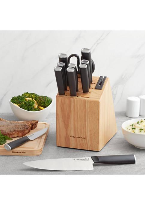KitchenAid® 12-Piece Knife Block Set
