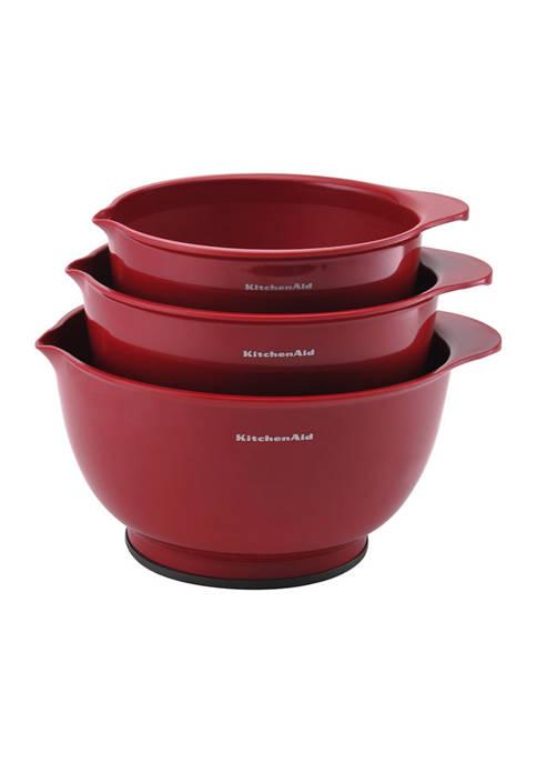 KitchenAid® Set of 3 Mixing Bowls