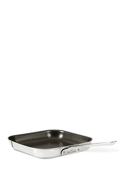 All-Clad 11-in. Nonstick Grill Pan