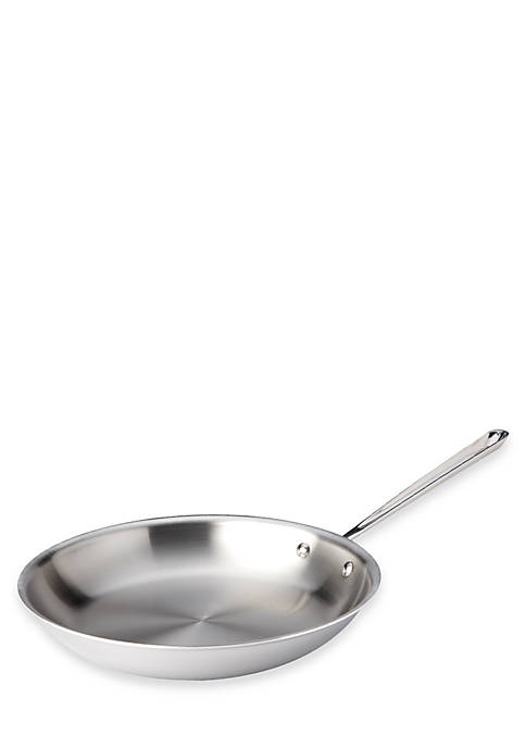 All-Clad Stainless Steel 12-in. Fry Pan