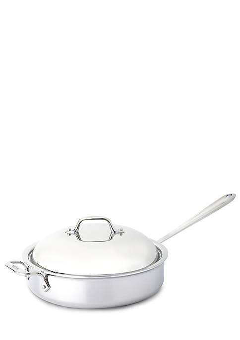 All-Clad 4-qt. Saute Pan with Lid