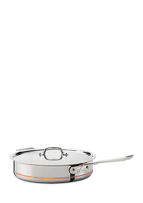 5-qt. Copper Core® Saute Pan with Lid