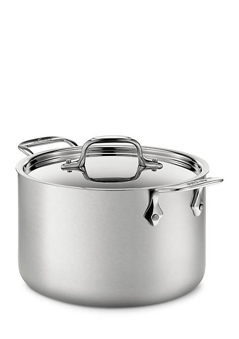 All-Clad d5® Stainless Steel 4-qt. Soup Pot