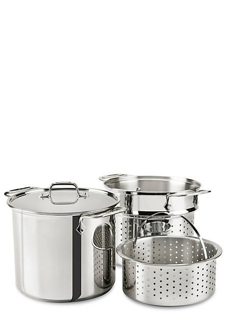 All-Clad 8 Quart Stainless Steel Multicooker