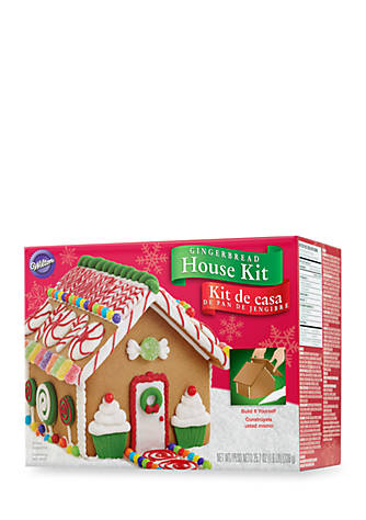 Wilton build it yourself wilton gingerbread house decorating kit belk wilton build it yourself wilton gingerbread house decorating kit solutioingenieria Choice Image
