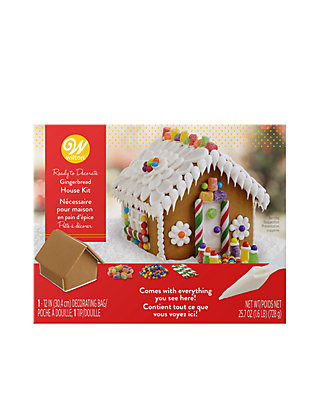Gingerbread House Ready To Decorate  from belk.scene7.com