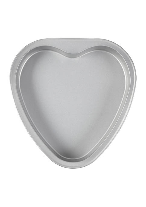 Bake and Bring Heart Shaped Non Stick Heart Cake Pan