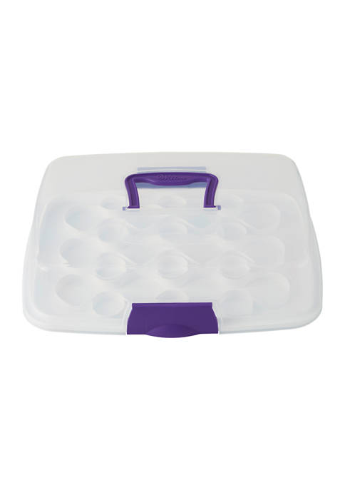 Wilton Oblong Cake and Cupcake Carrier