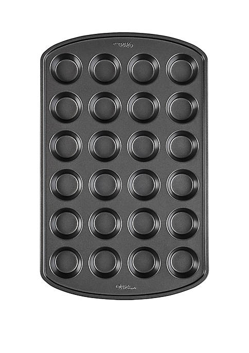 Perfect Results 24-Cup Non-Stick Mini Muffin and Cupcake Pan