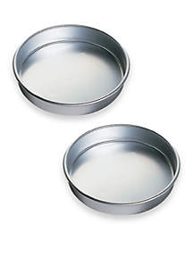 Aluminum Performance 9-in. Round Cake Pans Set - Online Only