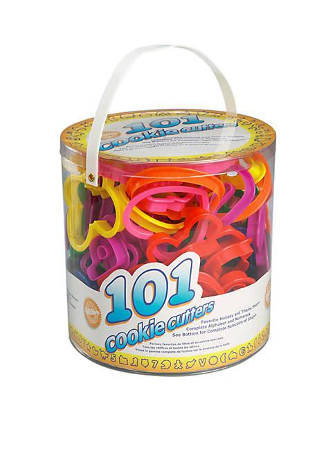 101 Cookie Cutter Set