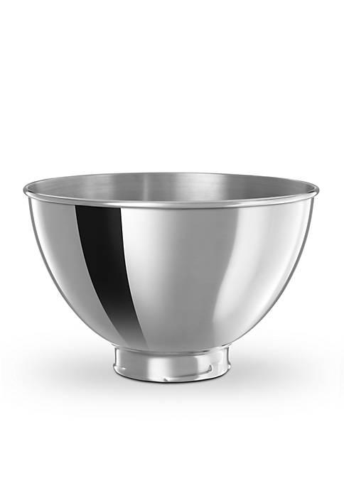 KitchenAid® 3-qt. Polished Stainless Steel Bowl