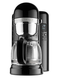 KitchenAid® 12-Cup Coffee Maker with One Touch Brewing KCM1204OB
