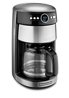 KitchenAid® 14-cup Glass Carafe Coffee Maker KCM1402