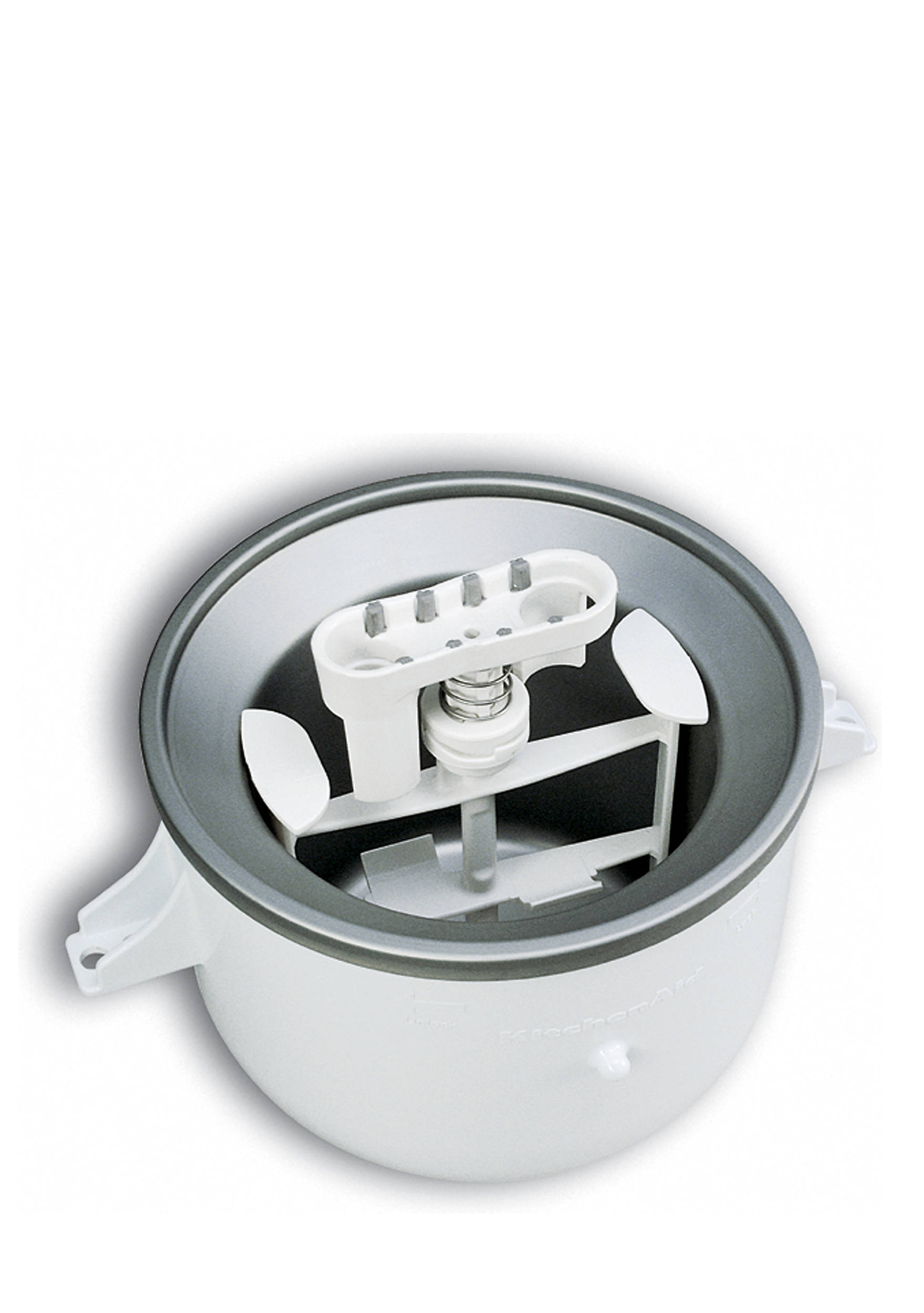 KitchenAid® Ice Cream Maker Stand Mixer Attachment KICA0WH | belk