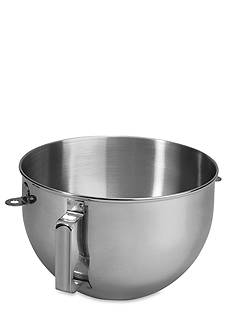 KitchenAid® Polished Mixing Bowl with Handle for 5-qt. Mixers KN25WPBH