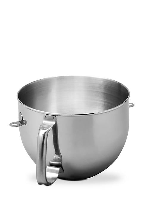 KitchenAid® Stainless Steel Mixing Bowl with Ergo Handle