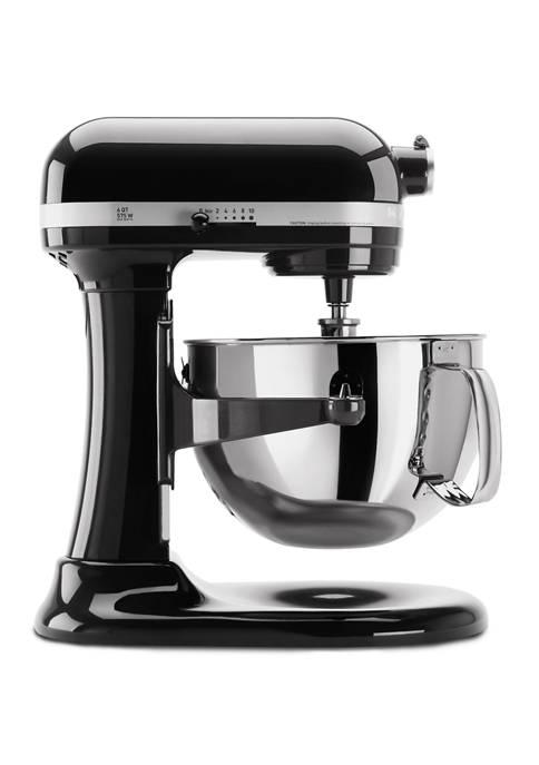 Professional 600 Series 6-qt. Bowl-Lift Stand Mixer KP26M1X