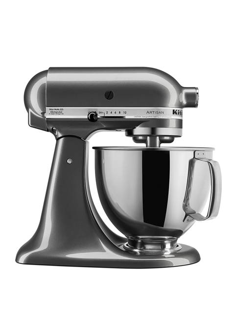 Artisan® Series 5 Quart Tilt-Head Stand Mixer with Flex Edge Beater - KSM150FEQG