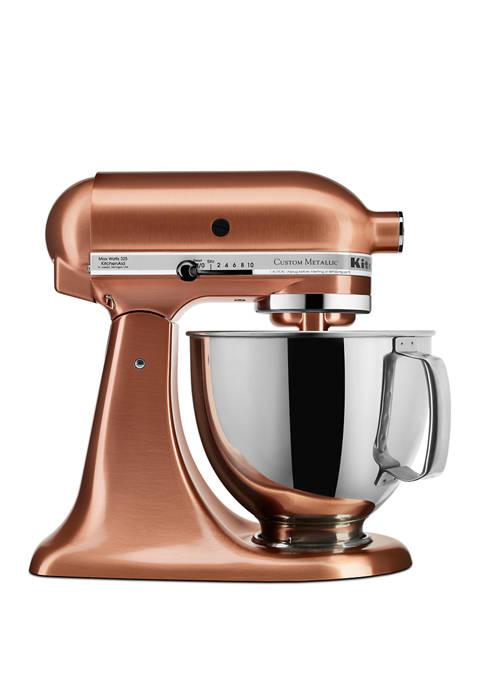 KitchenAid® Custom Metallic Tilt-Head 5-qt. Stand Mixer KSM152