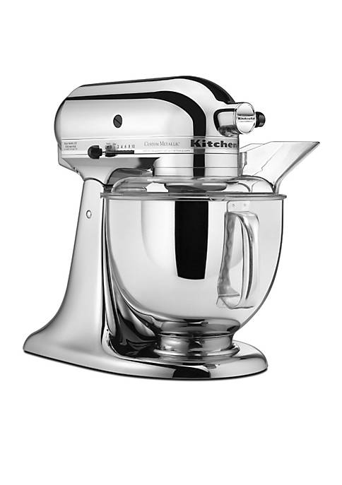 KitchenAid® Custom Metallic Series 5-Quart Tilt-Head Stand Mixer
