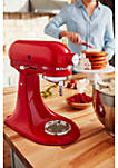 100 Year Limited Edition Queen of Hearts 5 Quart Tilt-Head Stand Mixer - Model KSM180QHSD