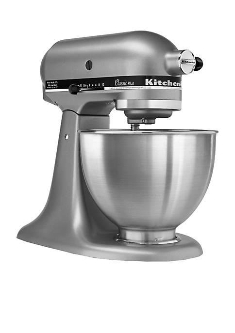 KitchenAid® 4.5-qt. Classic Plus Stand Mixer KSM75SL