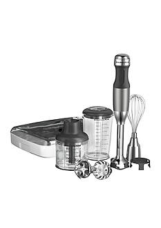 KitchenAid® 5-Speed Immersion Hand Blender KHB2561CU