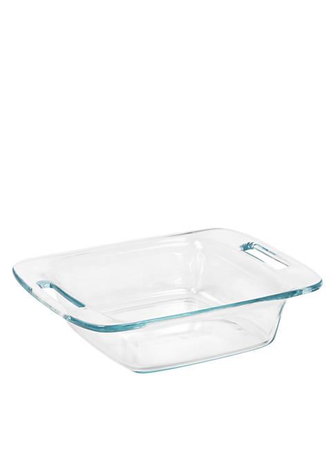 Pyrex Easy Grab 8-in. Square Baking Dish
