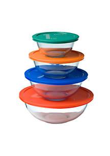 8-Piece Mixing Bowl Set