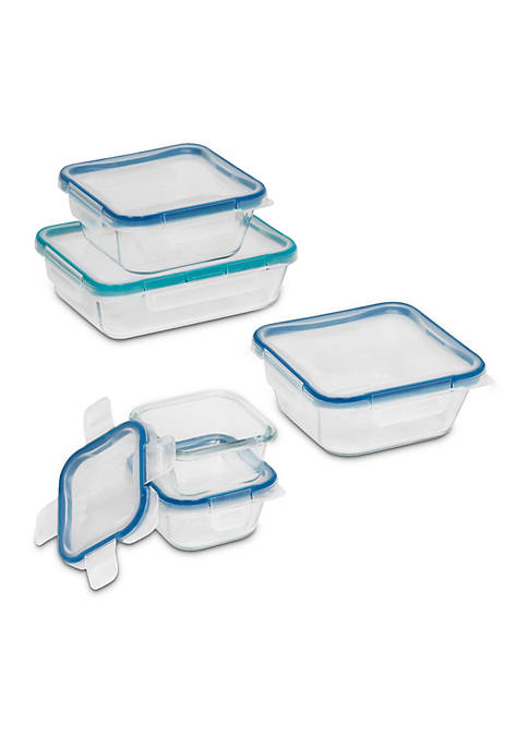 Total Solution™ 10-Piece Pyrex® Glass Food Storage Set
