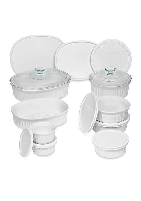 Corningware 18-Piece Bakeware Set