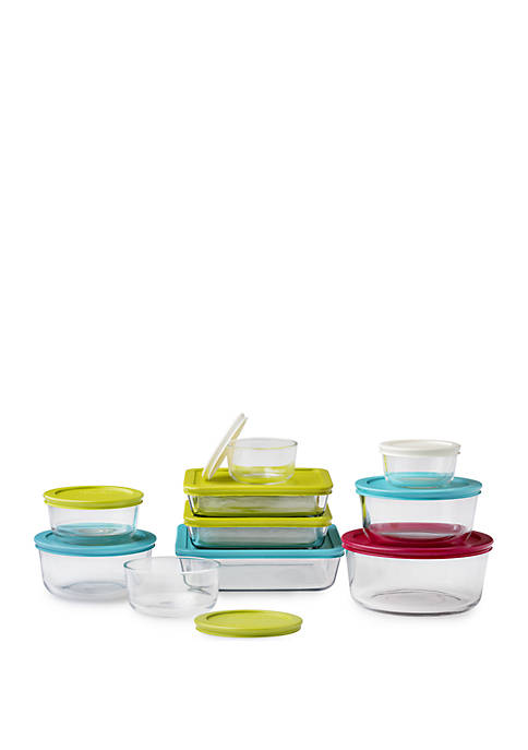 20-Piece Food Storage Set