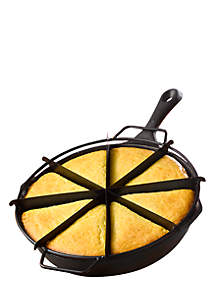 Cast Iron Multi-Use Cornbread & Fry Pan