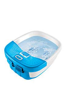 Homedics Bubble Bliss™ Footspa With Heat